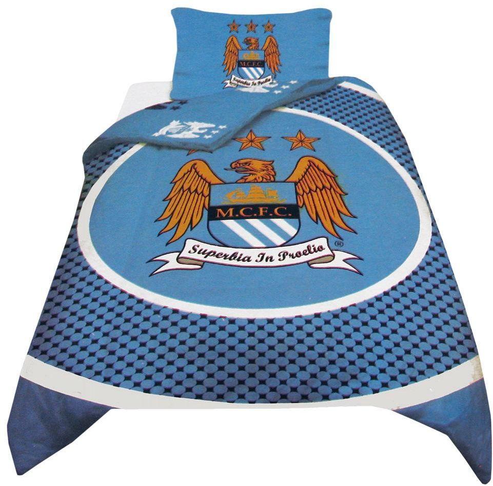 Manchester City - pościel