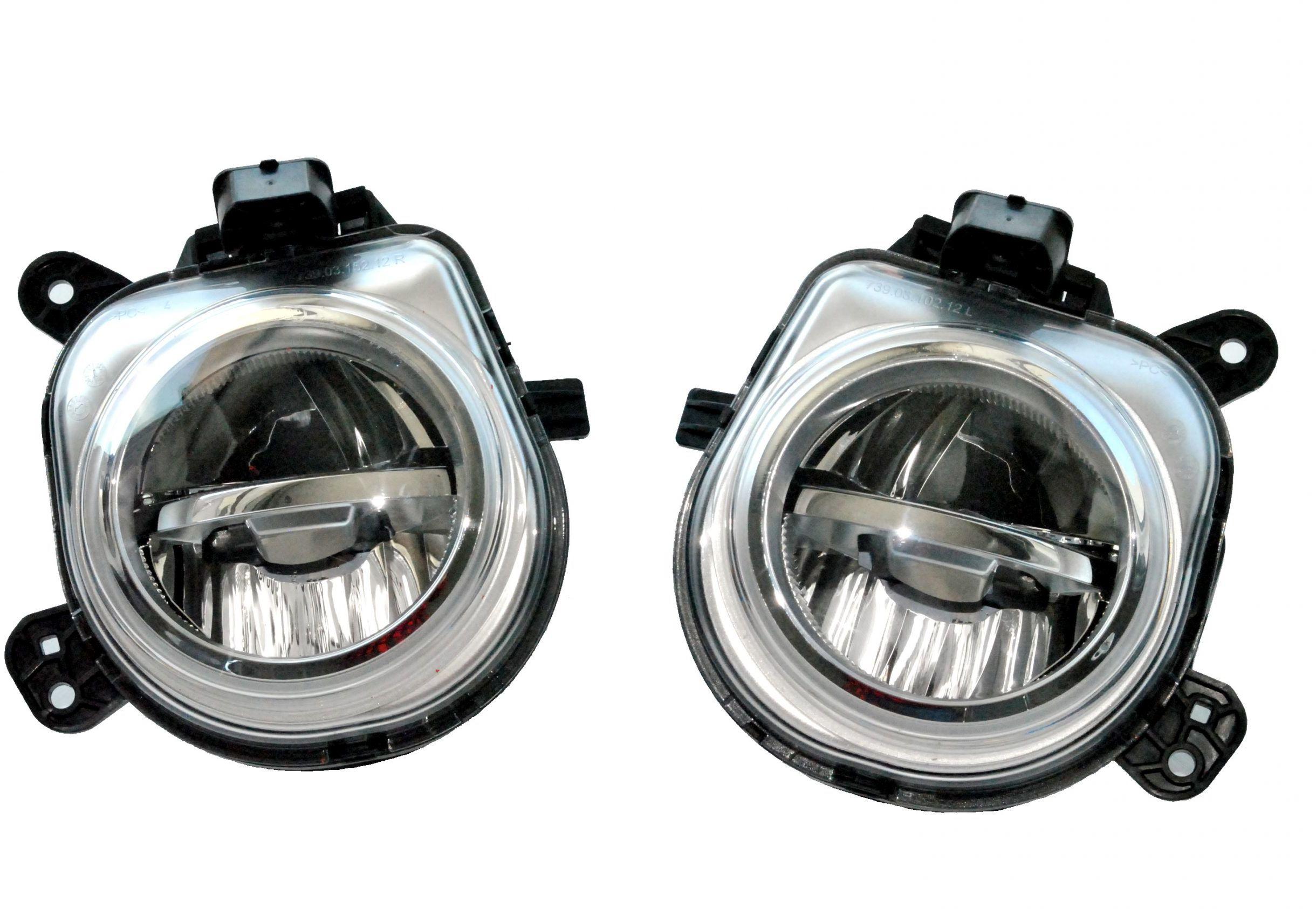2x Nowe Oryginalne Halogeny LED Fog BMW X2 F39 7444805