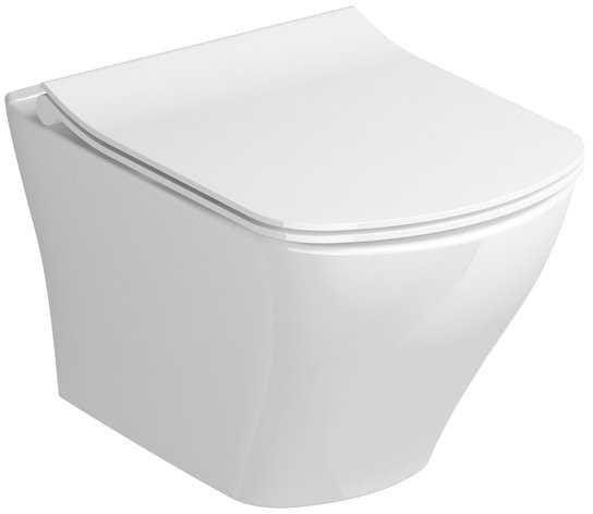 Ravak miska ceramiczna wisząca WC Classic RimOff X01671