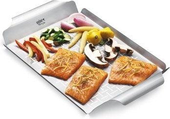 Patelnia do grillowania warzyw i ryb Weber Style (6435) --- CERTYFIKOWANY PARTNER Weber WORLD