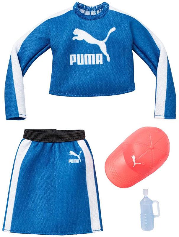 Barbie - Zestaw ubranek z serii Puma GHX82