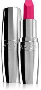 Avon Matte Legend szminka matująca o dzłałaniu nawilżającym odcień Unforgettable 3,6 g