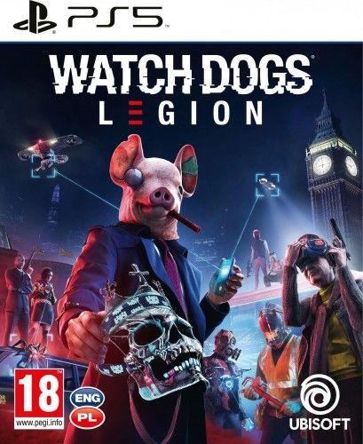 Watch Dogs Legion PS 5 Używana
