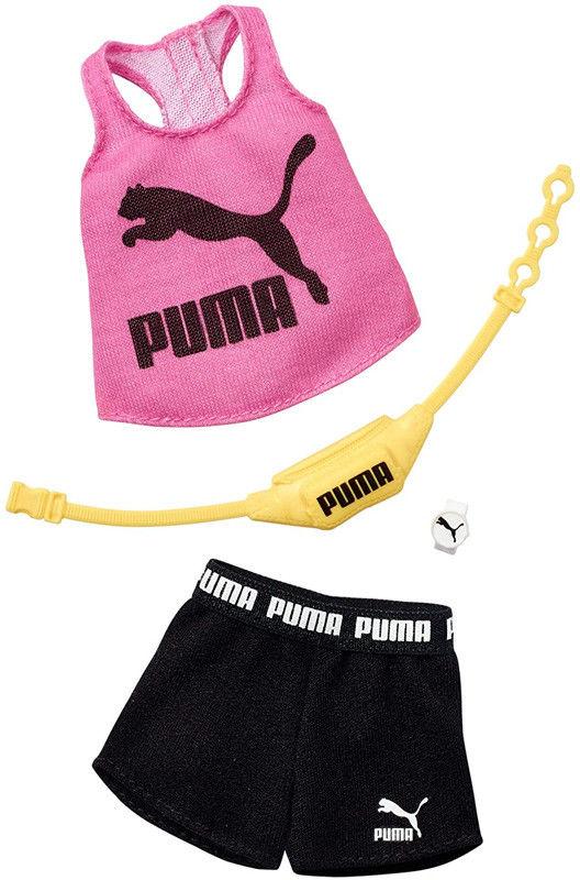Barbie - Zestaw ubranek z serii Puma GHX79