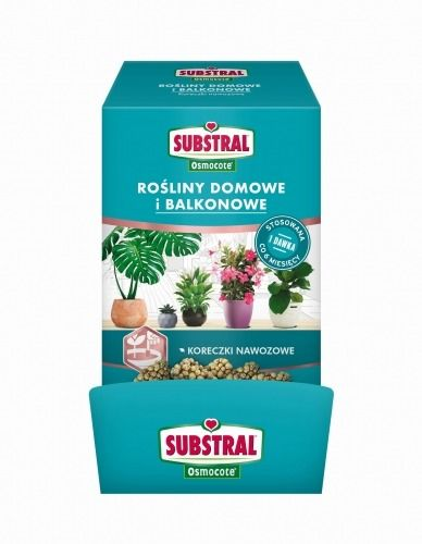 Koreczki nawozowe osmocote  3 szt. substral