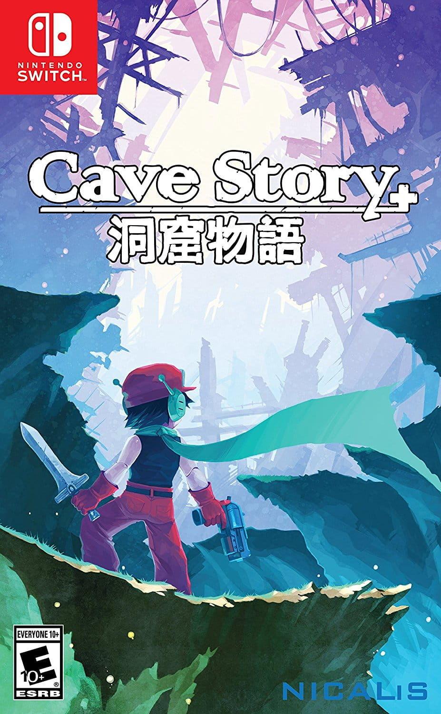 Gra Cave Story + (Nintendo Switch)