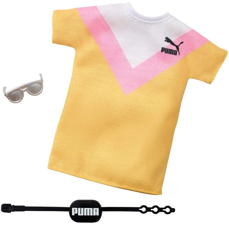 Barbie - Zestaw ubranek z serii Puma GHX81