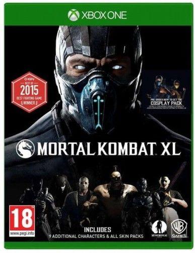 Mortal Kombat XL XOne