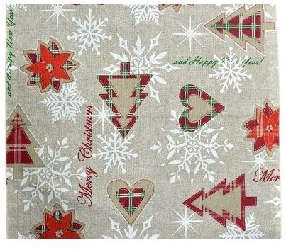 Podkładka pod talerz Merry Christmas