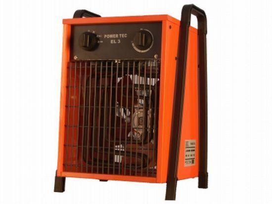 Nagrzewnica elektryczna POWER TEC EL3 3kW
