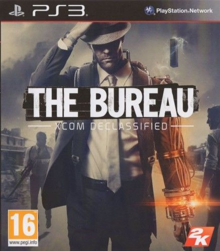 The Bureau X-Com Declassified PS 3