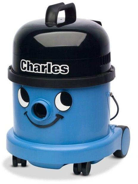 Odkurzacz Numatic CVC 370 Charles do pracy na mokro i sucho - 3 lata gwarancji w standardzie