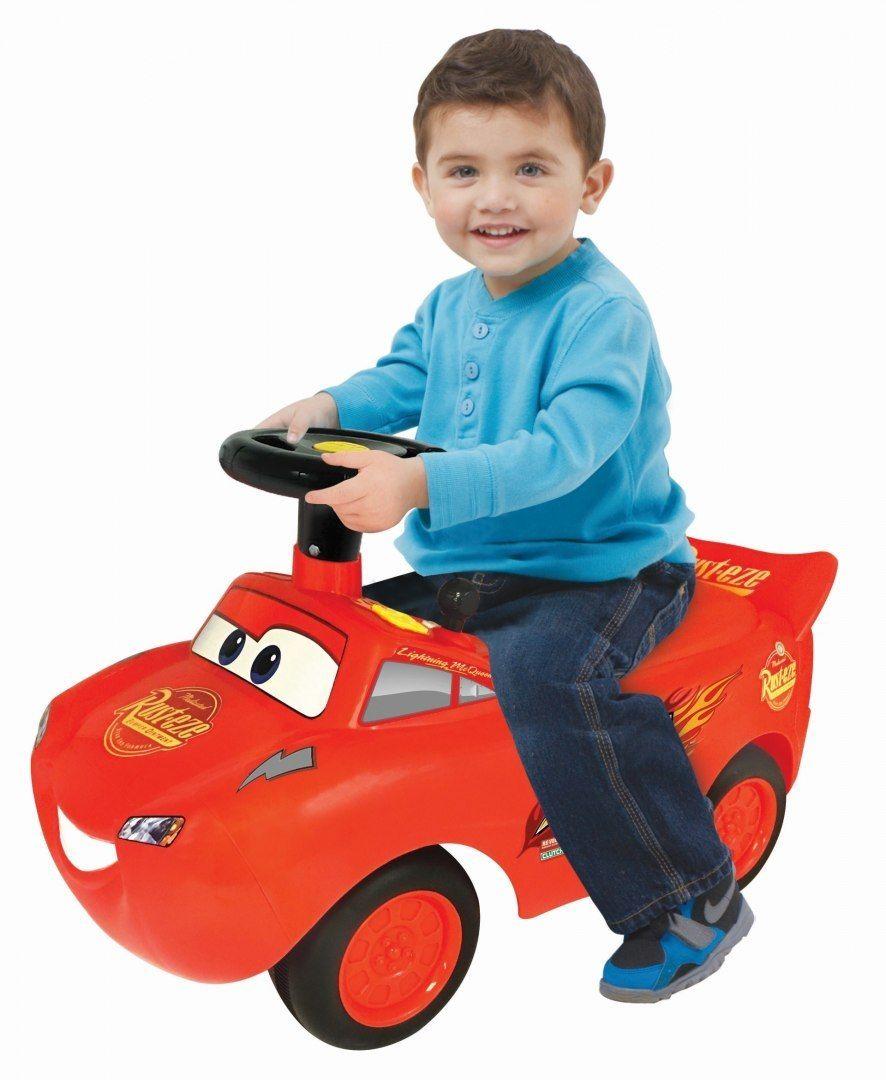 Kiddieland 055459 Jeździk McQueen Racer