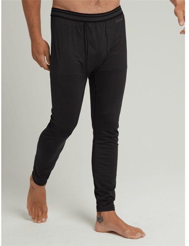 spodnie termoaktywne BURTON - Ltwt X Pt True Black (001)