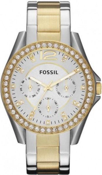 Zegarek Fossil ES3204 RILEY - CENA DO NEGOCJACJI - DOSTAWA DHL GRATIS, KUPUJ BEZ RYZYKA - 100 dni na zwrot, możliwość wygrawerowania dowolnego tekstu.