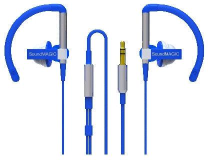 SoundMagic EH11 blue +9 sklepów - przyjdź przetestuj lub zamów online+