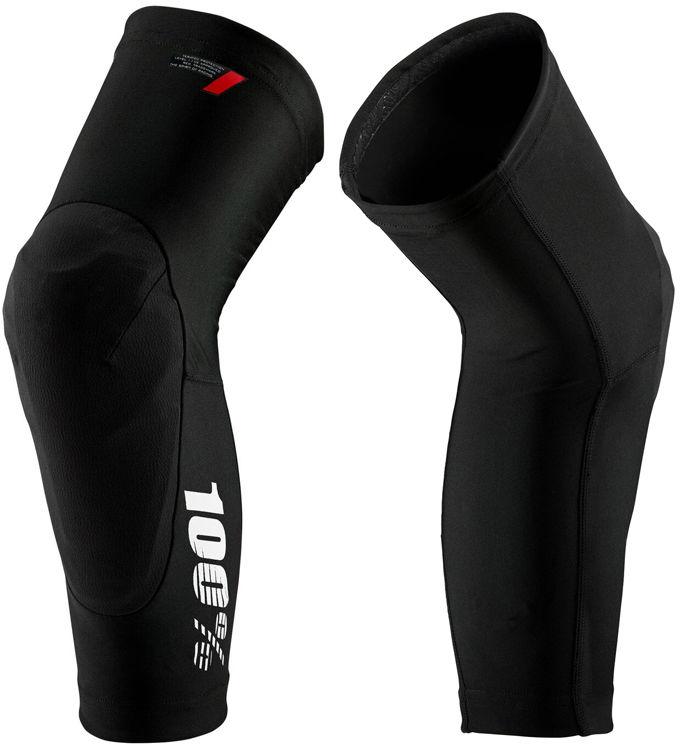 100% ochraniacze na kolana teratec black STO-90230-001-10 Rozmiar: M,STO-90230-001