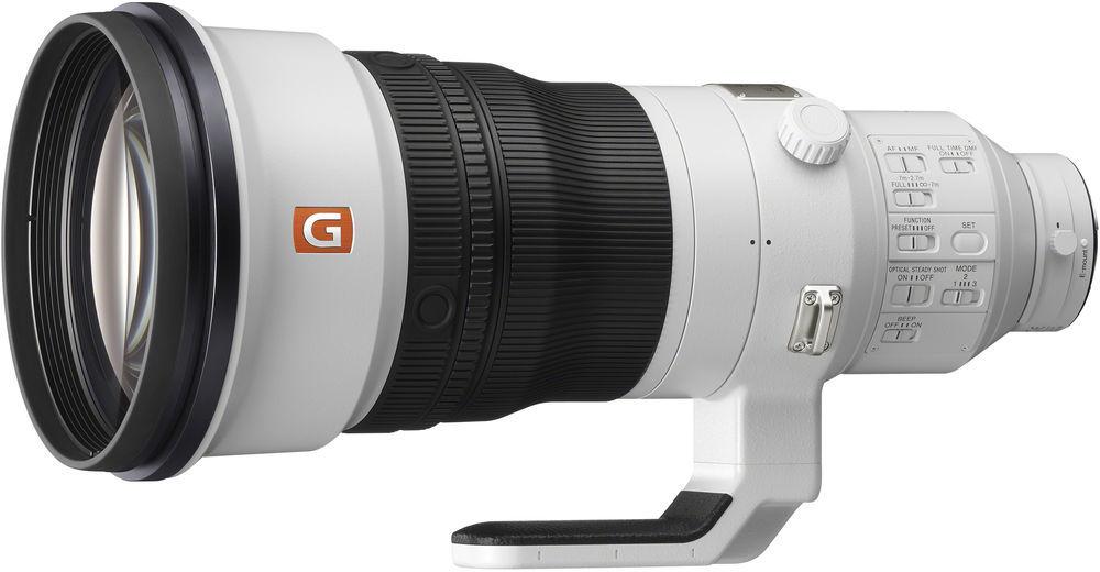 Sony FE 400mm F2.8 GM OSS - obiektyw stałoogniskowy, SEL400F28GM Sony SEL400F28GM