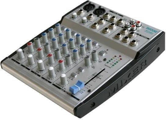 MC-6002S Mikser audio