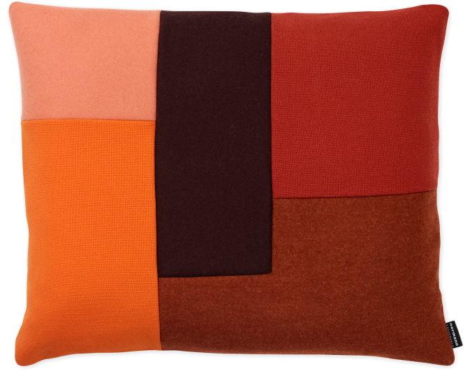 Poduszka Brick Odcienie Pomarańczu
