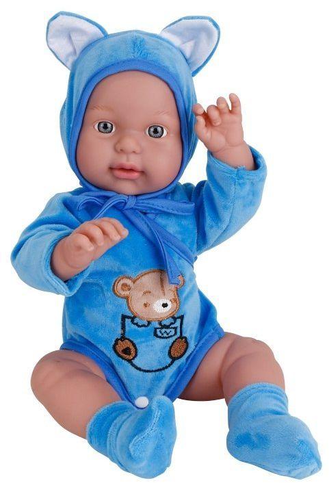 WOOPIE Lalka Bobas w Ubranku Misio 46 cm