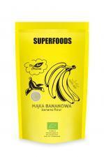 Mąka bananowa BIO 200 g Bio Planet