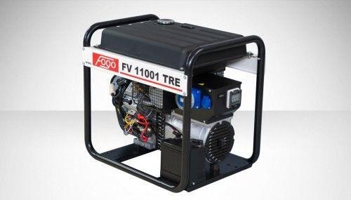AGREGAT PRĄDOTWÓRCZY FOGO FV 11001 TRE GENERATOR