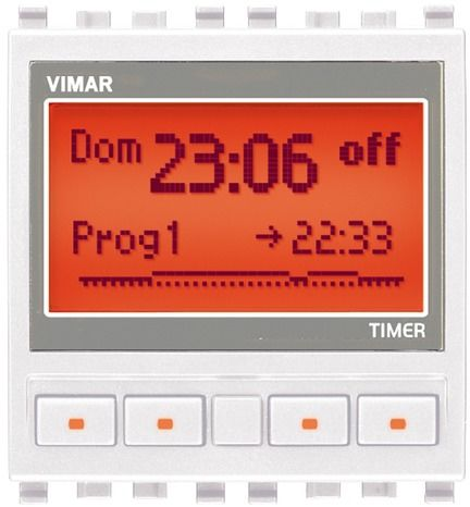 Programator czasowy 110-230V 1 kanałowy