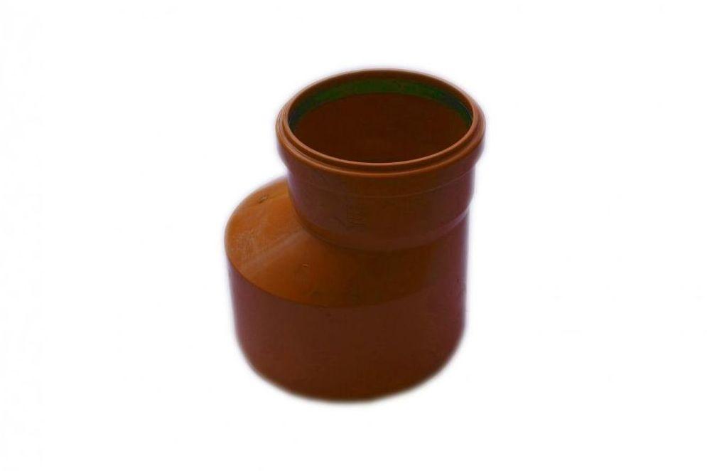 Redukcja kanalizacji zewnętrznej 160/110 mm POLIPLAST