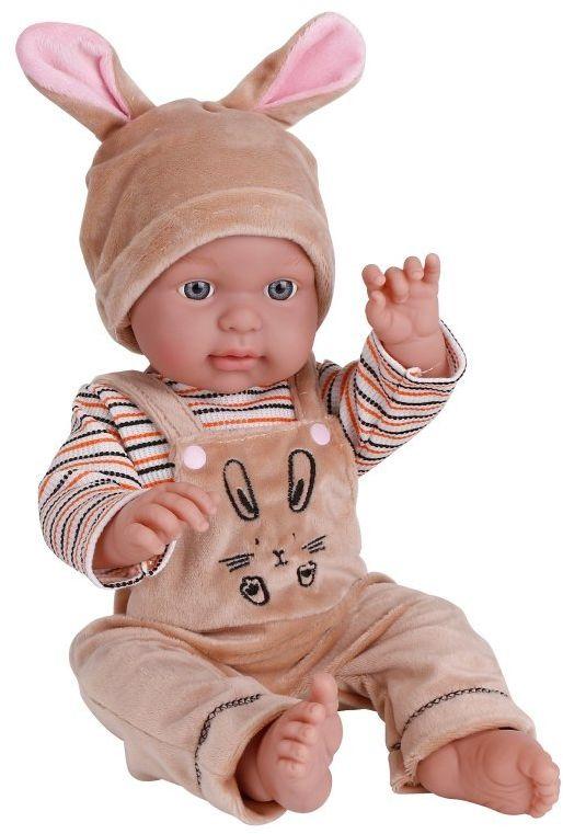 WOOPIE Lalka Bobas w Ubranku Króliczek 46 cm
