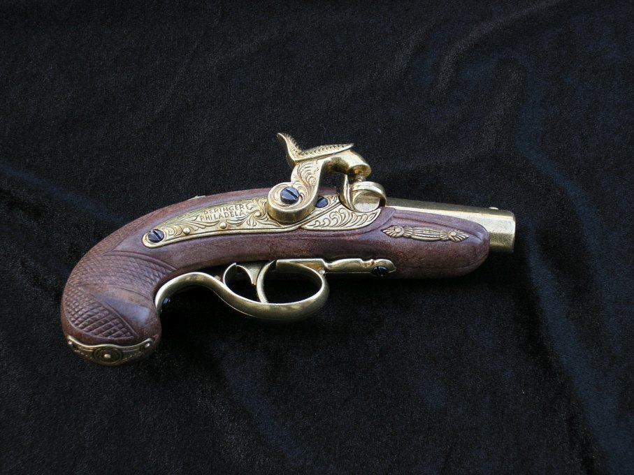 Replika pistoletu Deringer Philadelphia 1862 r. 5315