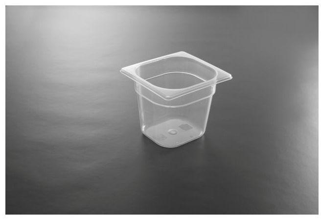 Pojemnik GN 1/6 gł. 15 cm z polipropylenu Profi Line