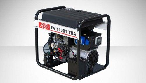 AGREGAT PRĄDOTWÓRCZY FOGO FV 11001 TRA GENERATOR