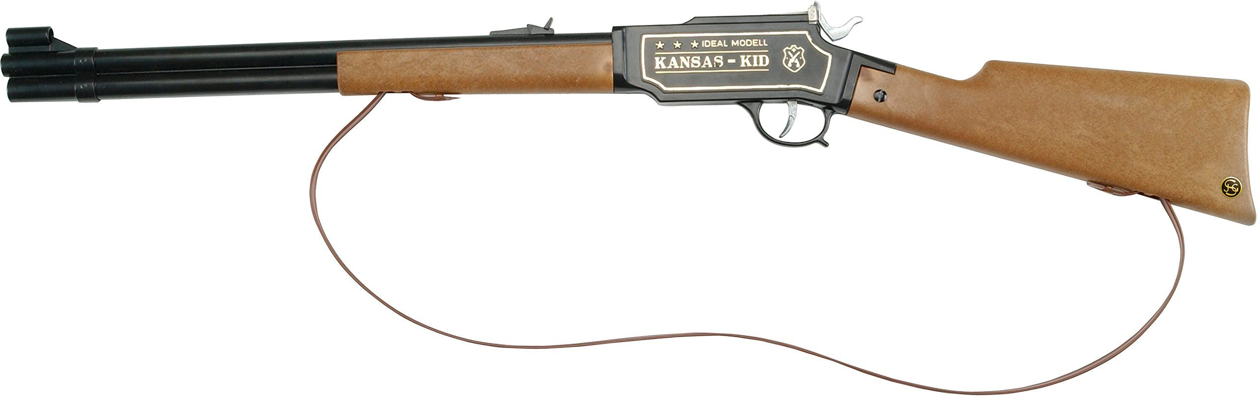 J.G. Schrödel 6119107 - Kansas Kid 100 strzałów na testerze karabin 73 cm