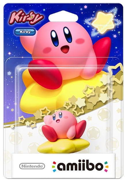 Figurka Amiibo Kirby - Kirby