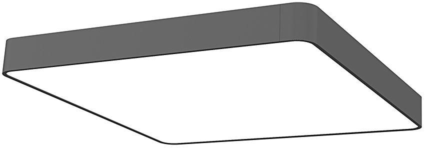 Plafon Soft LED 9528 Nowodvorski Lighting kwadratowa oprawa w minimalistycznym stylu