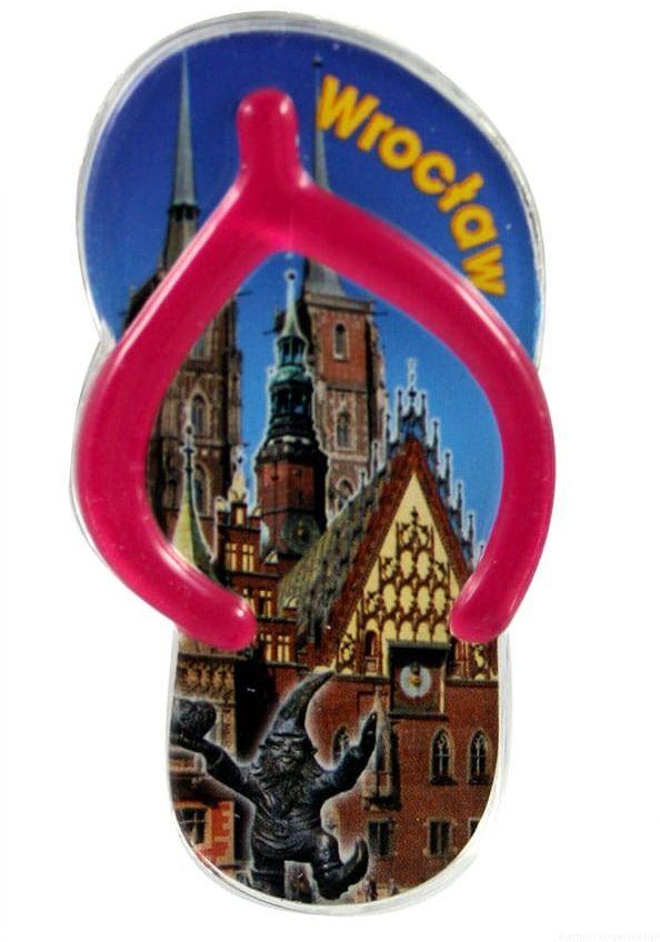 Magnes plastikowy klips - klapek Wrocław