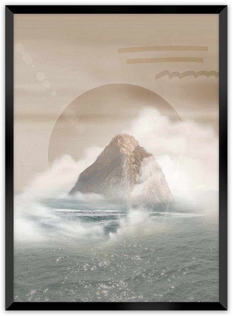 Plakat Mountains