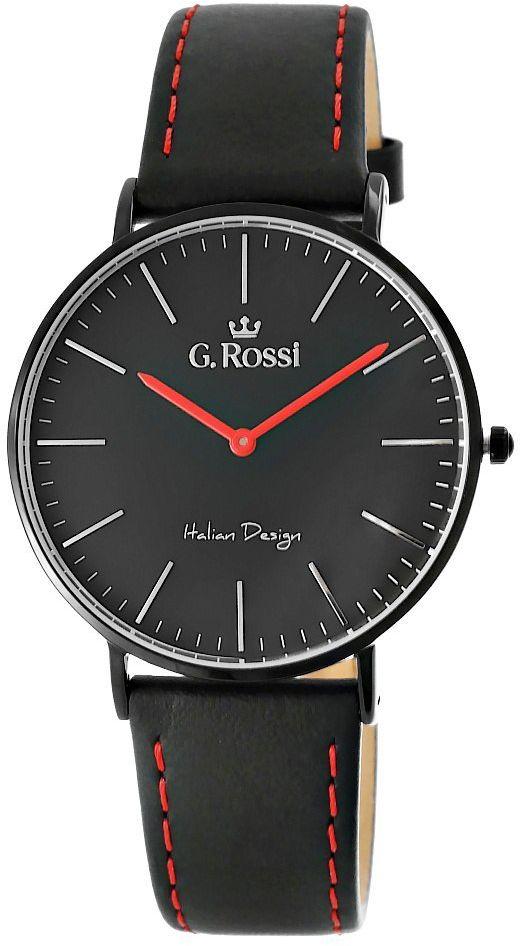 Zegarekdamski na pasku G.Rossi stylowy