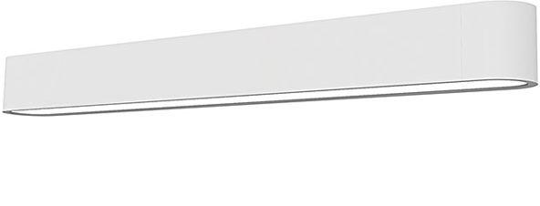Kinkiet Soft LED 9527 Nowodvorski Lighting oprawa ścienna góra / dół w kolorze białym