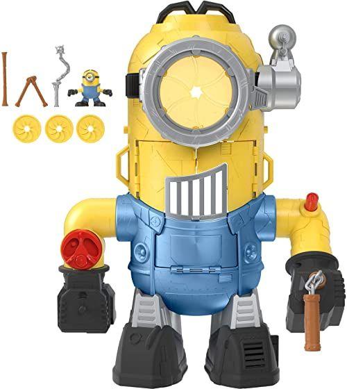 Fisher Price - Imaginext Minions Minionbot (DreamWorks)