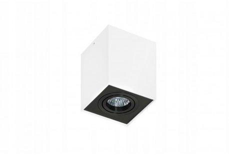 Plafon Eloy AZ1439 AZzardo nowoczesna oprawa w kolorze białym