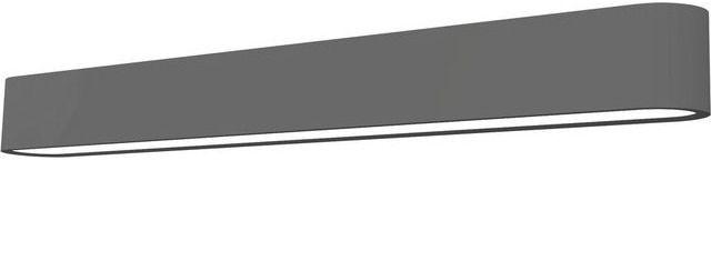 Kinkiet Soft LED 9525 Nowodvorski Lighting oprawa ścienna góra / dół w kolorze grafitu