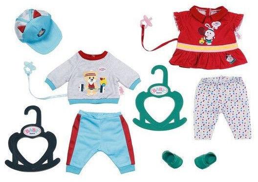 BABY Born Little - Ubranko sportowe dla lalki 36 cm 827925 B