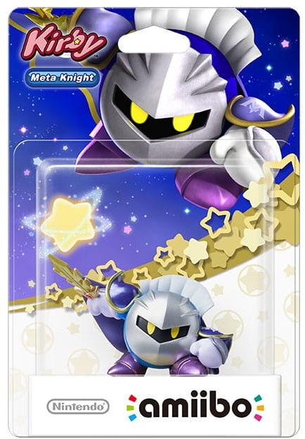 Figurka Amiibo Kirby - Meta Knight
