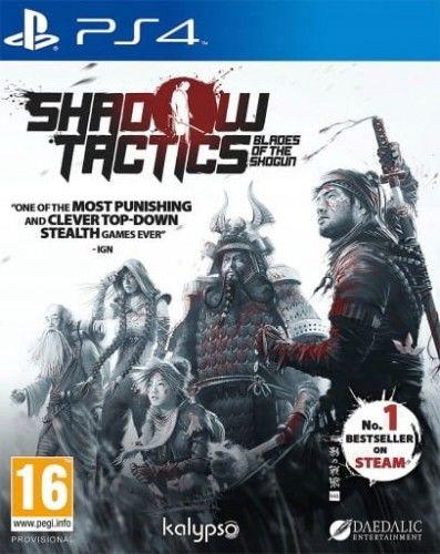 Shadow Tactics PS 4
