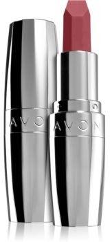Avon Matte Legend szminka matująca o dzłałaniu nawilżającym odcień Flawless 3,6 g