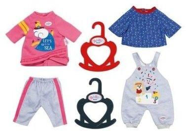 BABY Born Little - Wygodne ubranko Dresik dla lalki 36 cm 827932 A