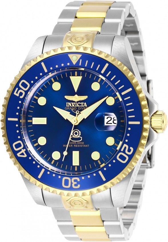Zegarek Invicta 27613 GRAND DIVER - CENA DO NEGOCJACJI - DOSTAWA DHL GRATIS, KUPUJ BEZ RYZYKA - 100 dni na zwrot, możliwość wygrawerowania dowolnego tekstu.