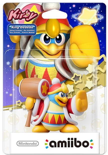 Figurka Amiibo Kirby - King Dedede
